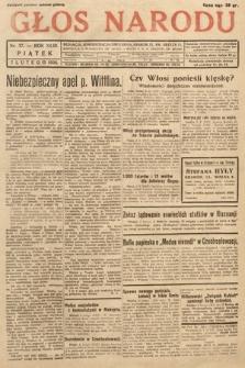 Głos Narodu. 1936, nr37