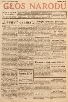 Głos Narodu. 1936, nr39