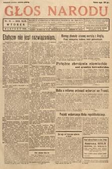 Głos Narodu. 1936, nr41