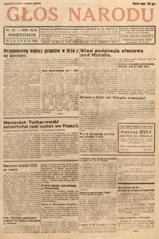 Głos Narodu. 1936, nr47