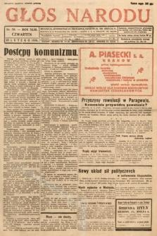 Głos Narodu. 1936, nr50