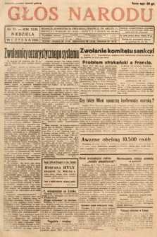 Głos Narodu. 1936, nr53