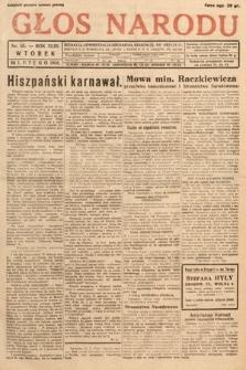 Głos Narodu. 1936, nr55