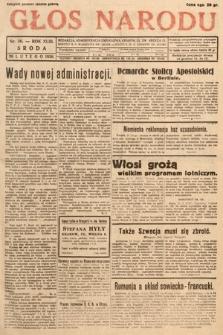 Głos Narodu. 1936, nr56