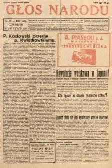 Głos Narodu. 1936, nr57