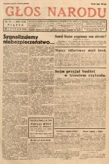 Głos Narodu. 1936, nr58