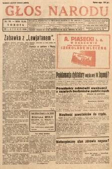 Głos Narodu. 1936, nr59
