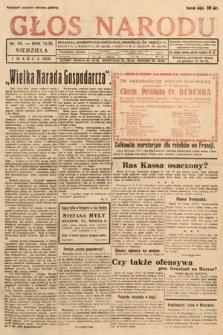 Głos Narodu. 1936, nr60
