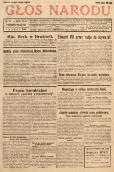 Głos Narodu. 1936, nr61