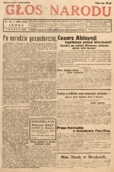 Głos Narodu. 1936, nr63