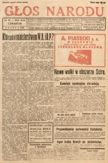 Głos Narodu. 1936, nr64