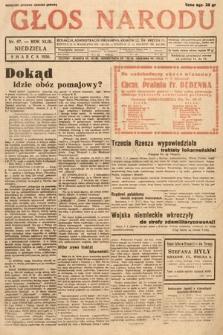 Głos Narodu. 1936, nr67