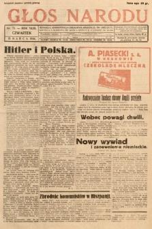 Głos Narodu. 1936, nr71