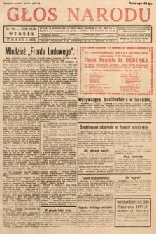 Głos Narodu. 1936, nr76