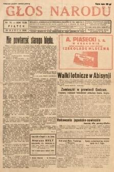 Głos Narodu. 1936, nr79