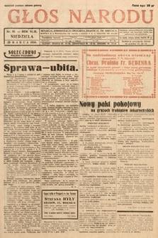 Głos Narodu. 1936, nr81