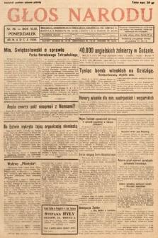 Głos Narodu. 1936, nr82