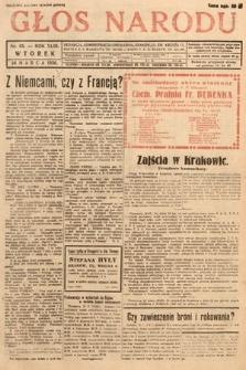 Głos Narodu. 1936, nr83