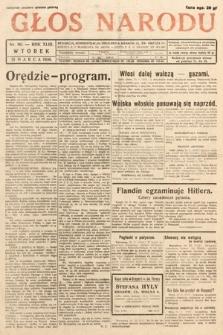 Głos Narodu. 1936, nr90