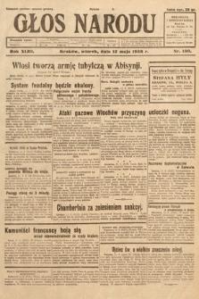 Głos Narodu. 1936, nr130