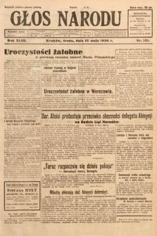 Głos Narodu. 1936, nr131