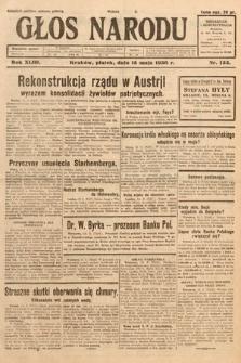 Głos Narodu. 1936, nr133