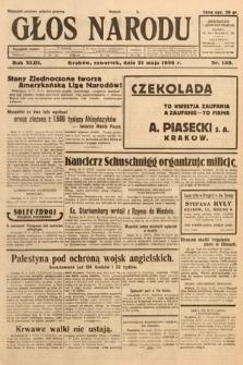 Głos Narodu. 1936, nr139
