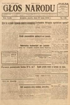 Głos Narodu. 1936, nr140