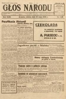 Głos Narodu. 1936, nr141