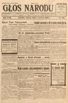 Głos Narodu. 1936, nr150