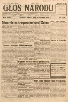 Głos Narodu. 1936, nr153