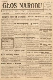 Głos Narodu. 1936, nr160