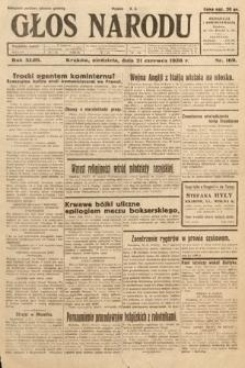 Głos Narodu. 1936, nr169
