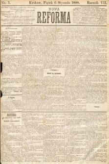 Nowa Reforma. 1888, nr5