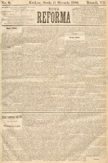 Nowa Reforma. 1888, nr8