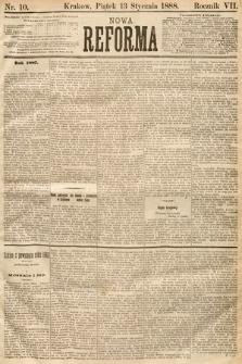 Nowa Reforma. 1888, nr10