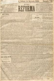 Nowa Reforma. 1888, nr11