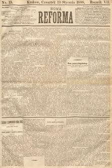 Nowa Reforma. 1888, nr15