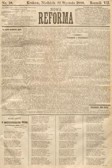 Nowa Reforma. 1888, nr18