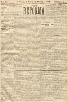 Nowa Reforma. 1888, nr25