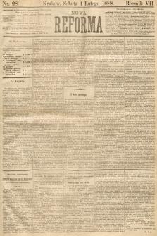 Nowa Reforma. 1888, nr28