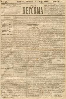 Nowa Reforma. 1888, nr29