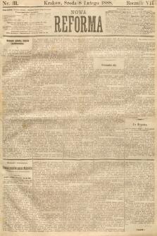 Nowa Reforma. 1888, nr31