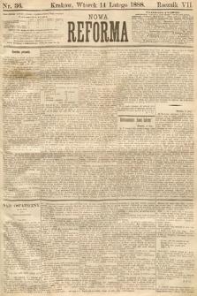 Nowa Reforma. 1888, nr36