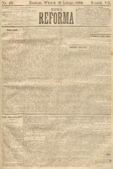 Nowa Reforma. 1888, nr42