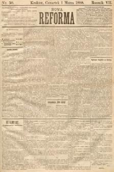Nowa Reforma. 1888, nr50