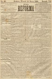 Nowa Reforma. 1888, nr66