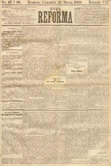 Nowa Reforma. 1888, nr68