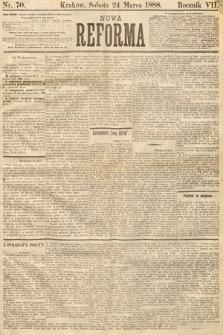 Nowa Reforma. 1888, nr70