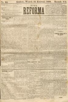 Nowa Reforma. 1888, nr94